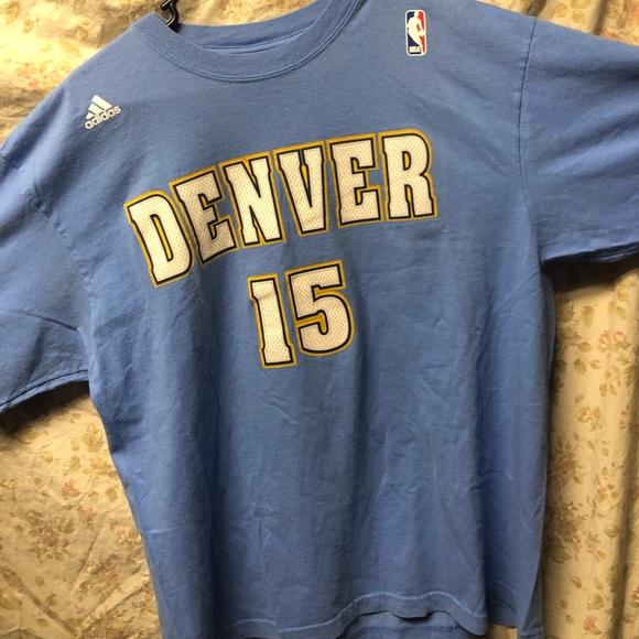 buy popular 943d9 76e0d Denver Nuggets Carmelo Anthony #15